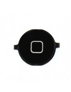 Bouton home pour iPhone 4 noir ou blanc