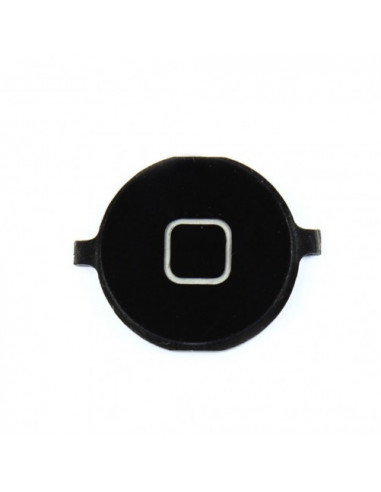 -boutonhomepouriphone4-Bouton home pour iPhone 4 noir ou blanc