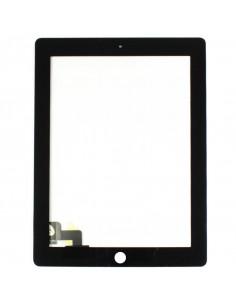 Vitre Tactile pour iPad 4 (noir ou blanc)