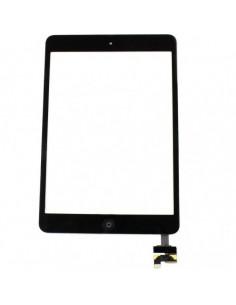 Vitre Tactile pour iPad mini 1 (noir ou blanc)