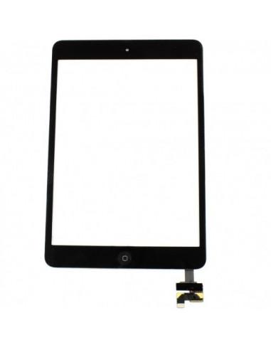 -vitretactilepouripadmini1-Vitre Tactile pour iPad mini 1 (noir ou blanc)