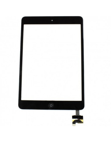 -vitretactilepouripadmini2-Vitre Tactile pour iPad mini 2 (noir ou blanc)