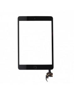Vitre Tactile pour iPad mini 3 (noir ou blanc)
