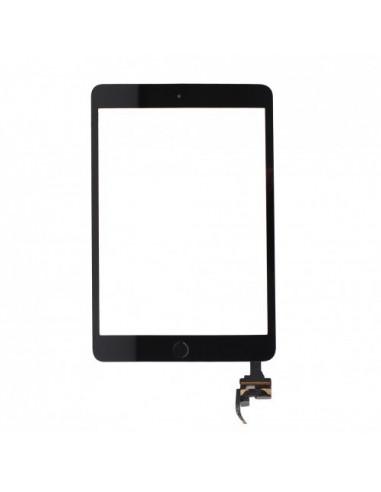 -vitretactilepouripadmini3-Vitre Tactile pour iPad mini 3 (noir ou blanc)