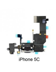 Nappe connecteur de charge iphone 5C
