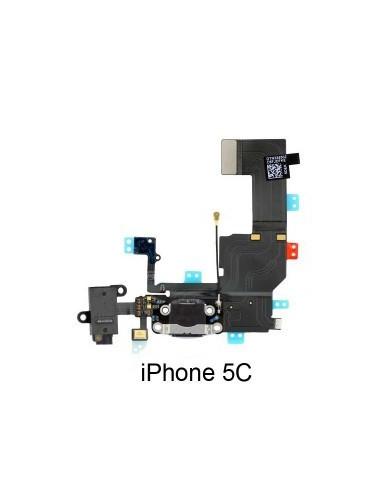 -nappeconnectchargeiph5cc-Nappe connecteur de charge iphone 5C