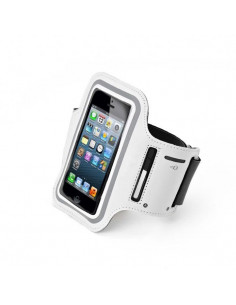 Brassard pour iPhone 5/5S Blanc
