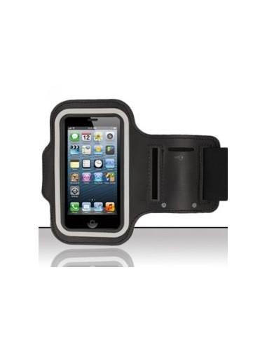 -brassardpouriphone5 -Brassard pour iPhone 5/5S Noir