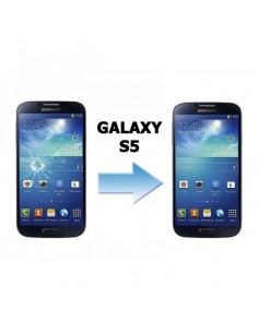 Changement écran Samsung Galaxy S5