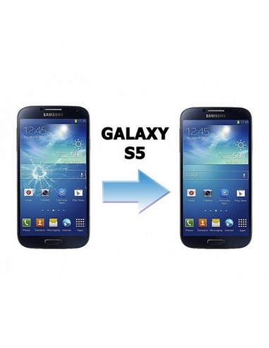 -changementecransamsunggalaxys5-Changement écran Samsung Galaxy S5