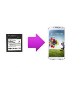 Changement batterie SAMSUNG Galaxy S4 Mini