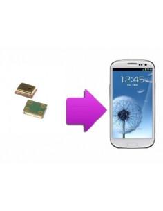 Changement micro SAMSUNG Galaxy S3