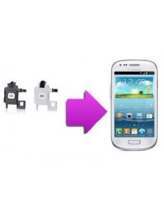 changement bloc HP SAMSUNG Galaxy S3 mini