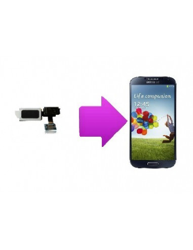 -changementhpinternesams4m -changement HP interne SAMSUNG Galaxy S4 mini