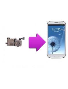 Changement lecteur SIM SAMSUNG Galaxy S3