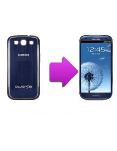 Changement cache batterie pour SAMSUNG Galaxy S3