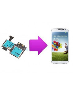 Changement Camera arrière SAMSUNG Galaxy S4