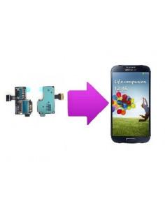 Changement lecteur SIM SAMSUNG Galaxy S4 mini