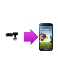 changement prise jack SAMSUNG Galaxy S4 mini