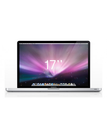 MacBook Pro 17 Alu A1189