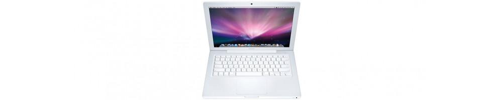 MacBook Blanc/Noir