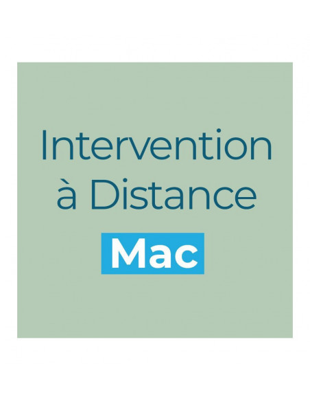 Télémaintenance Mac : Maintenance de votre Mac à distance